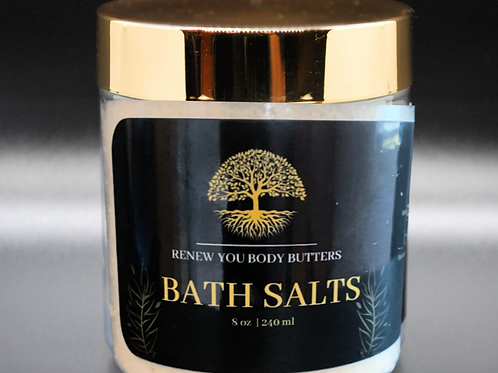 Theraputic Bath Salts