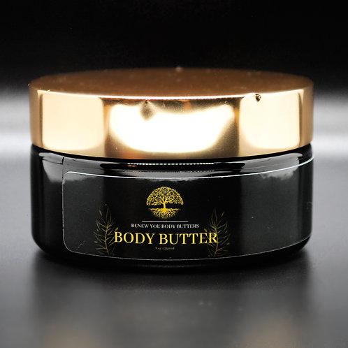 Organic Whipped Body Butter Cream