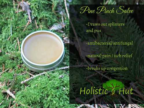 Pine Pitch Salve