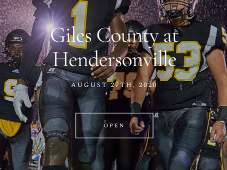 HHS v Giles County Pictures