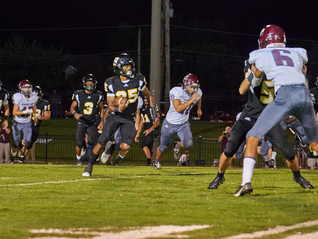 BIG NIGHT FOR COMMANDOS IN 1st REGION GAME