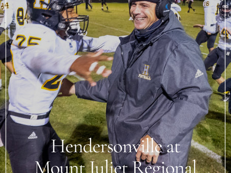 HHS vs Mt Juliet Pictures