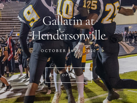 HHS vs Gallatin Pictures