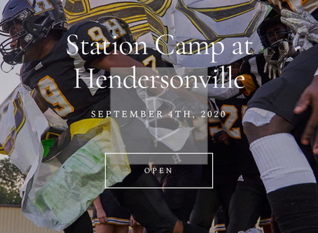 HHS vs Station Camp Pictures