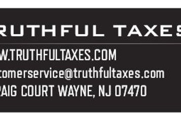 TRUTHFUL TAXES Mailing Labels