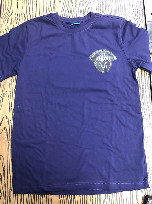 Purple TRUTHFUL TAXES T Shirt