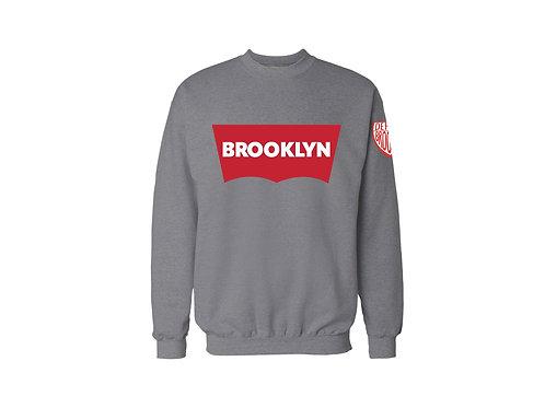 Brooklyn Graphic Crewneck