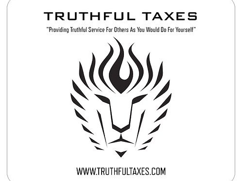 TRUTHFUL TAXES Mouse Pad