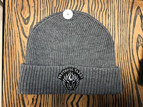 Winter Hat Light Gray