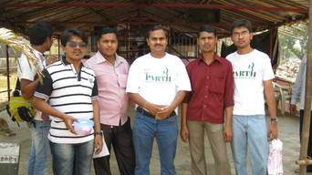 Camp on world rabies day 25.09.2012