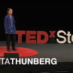 Greta Thunberg Ted Talk