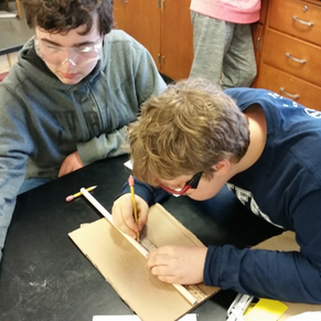 Ocean Drifters: Bringing Technology Engineering into the Science Classroom