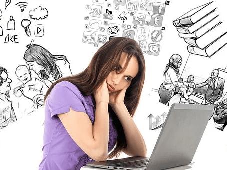 Dipendenza da internet: sintomi e cause