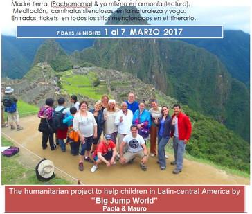"""Increible viaje a Machu Pichu VIAJE INTERIOR A LA CIVILIZACIÓN DE LOS INCAS """"Perú"""" …"""