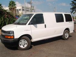 Armored Vans