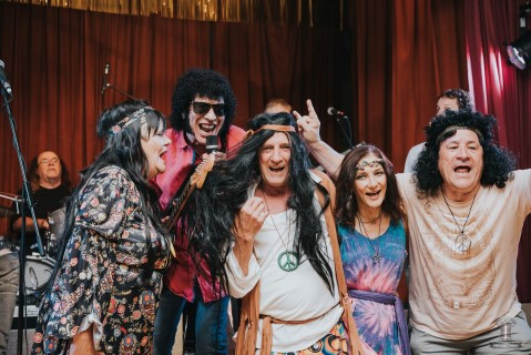 Mungo Jerry and fans