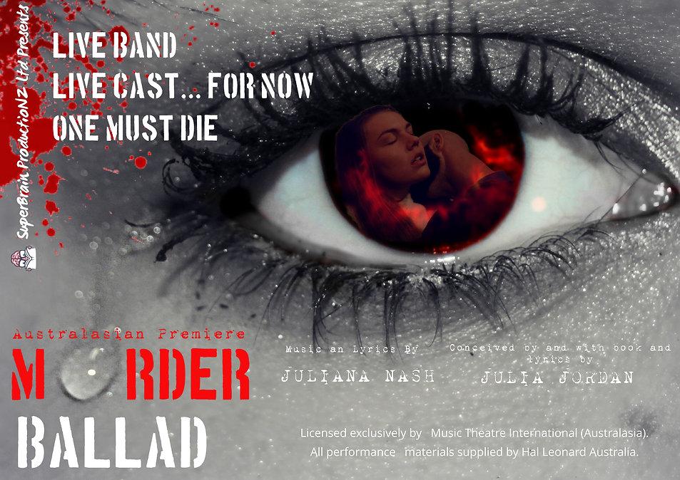 Murder Ballad Poster - Untitled Page (14