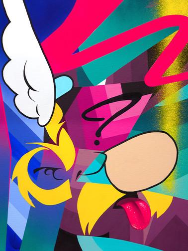 Print Asterix