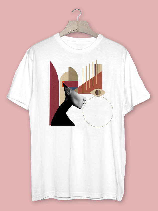 T-Shirt Brain-Volver