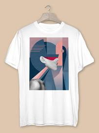 T-Shirt AfroPunk