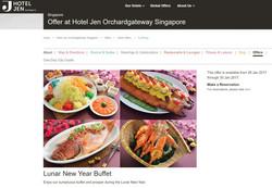 Hotel Jen Orchard Gateway CNY