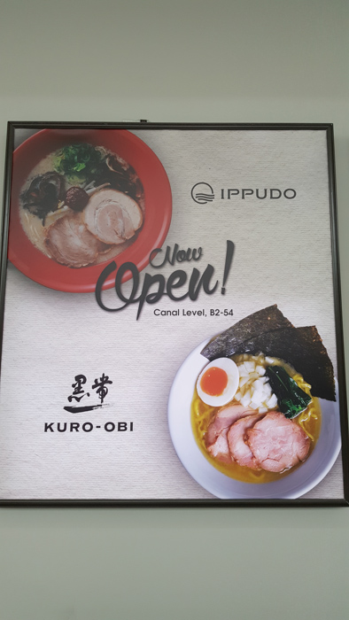 Ippudo @ Marina Bay Sands