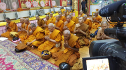 Video Shoot for Thai Temple