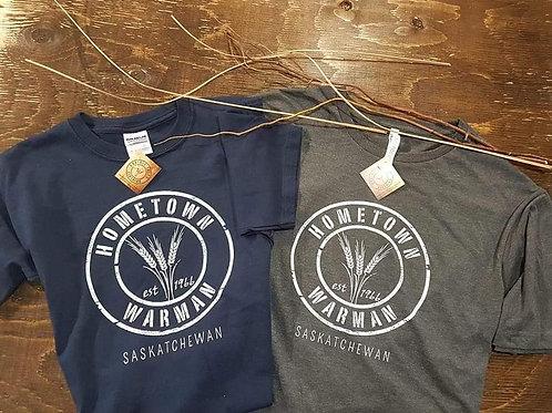 Hometown Warman T-Shirts