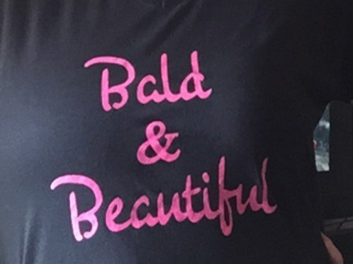Bald & Beautiful T-Shirt