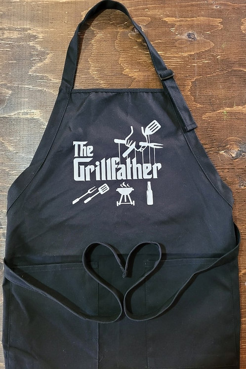 The Grillfather BBQ Apron