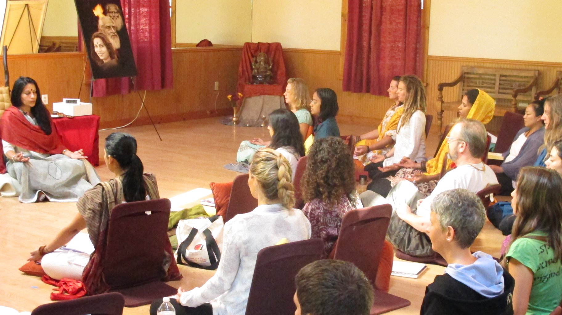 acharya shunya = meditation - speaking