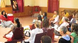 acharya shunya = meditation - speaking