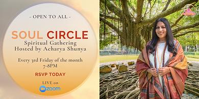 Soul Circle - Online Spiritual Gatherings