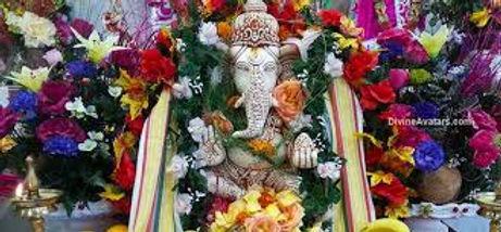 Shiva Durga Temple Welcome Acharya Shunya and Chef Sanjai