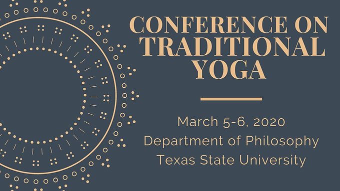 Texas State University Traditional Yoga Conference