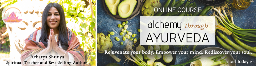 5 elements of nature, ayurveda course