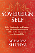 Sovereign Self Book Cover - Acharya Shun