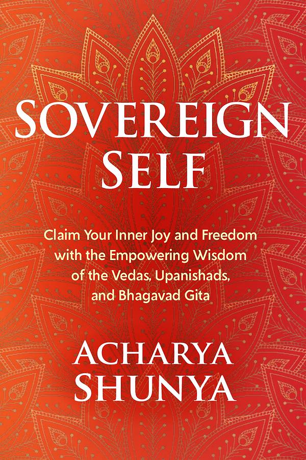 Sovereign Self Book Cover - Acharya Shun