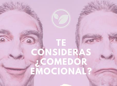 ¿Cómo saber si soy un comedor emocional?