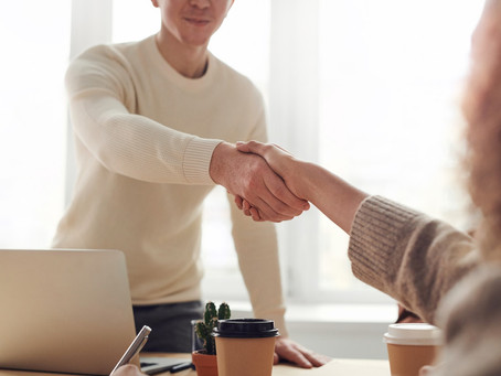 The First Steps to Landing an Interview