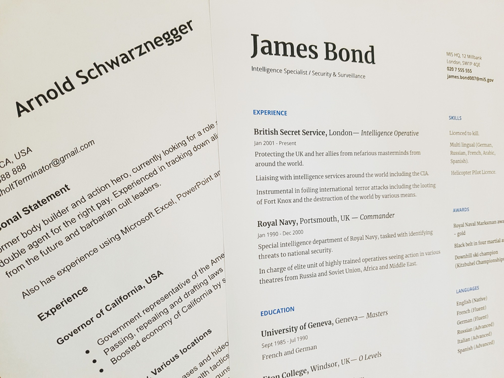 9 Ways To Make Your Resume Stand Out