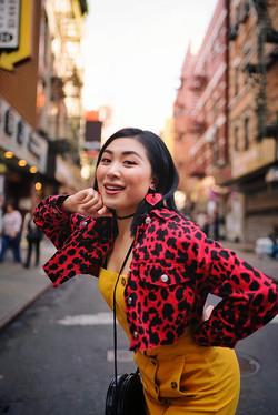 Chinatown China Girl