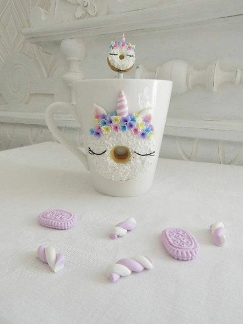 "Handmade Tasse ""Sweetie"" in Geschenkverpackung"