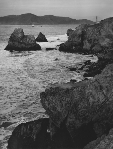 SF Bay from Land's End