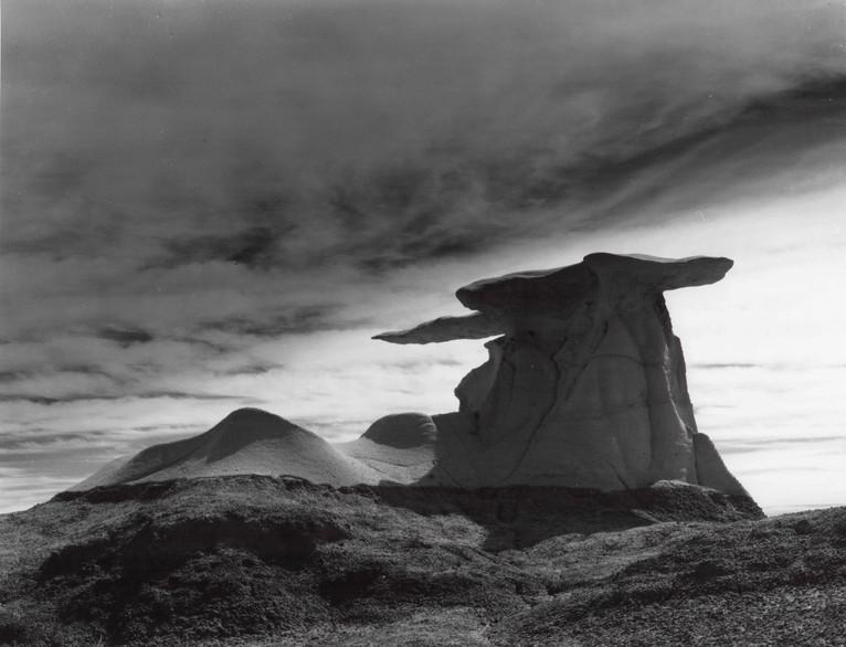 Bisti Badlands - Stone Wings 2