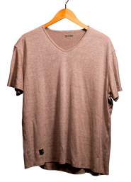 HempSilver Vneck T-shirt