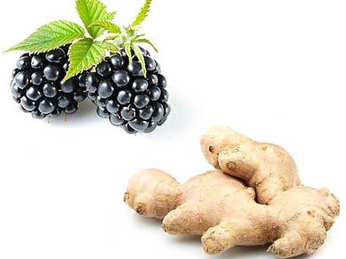 Blackberry Ginger