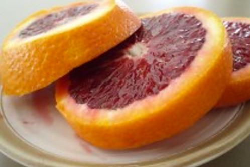Blood Orange Infused EVOO