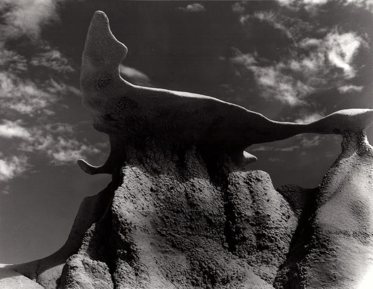 Bisti Badlands - Stone Wings 4