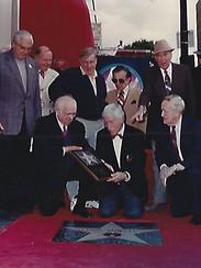 Dick Van Dyke, Carl Reiner, Morey Amster